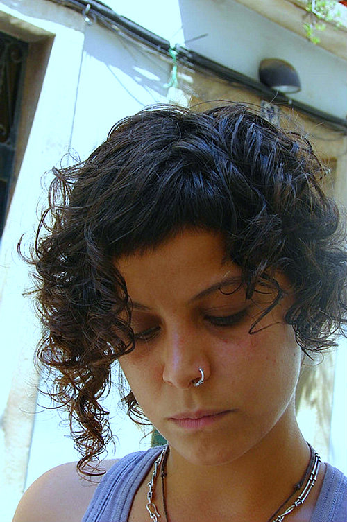 Short styles for curly hair 5
