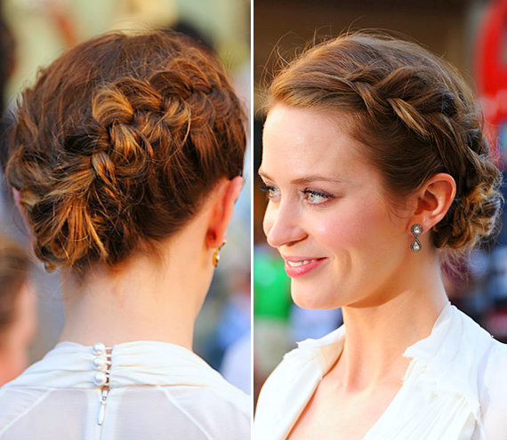 Stylish Bridesmaid Hairstyles for 2015 11