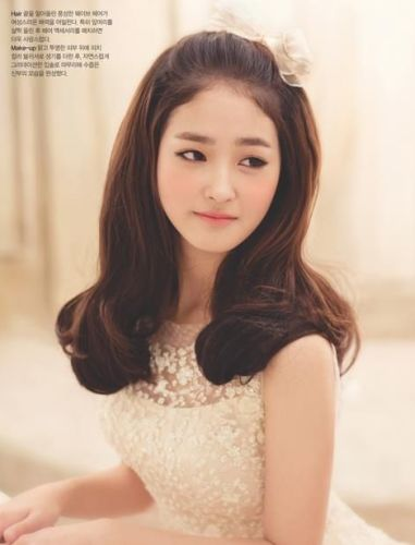 Fine 12 Cutest Korean Hairstyle For Girls You Need To Try Latest Hair Hairstyles For Women Draintrainus