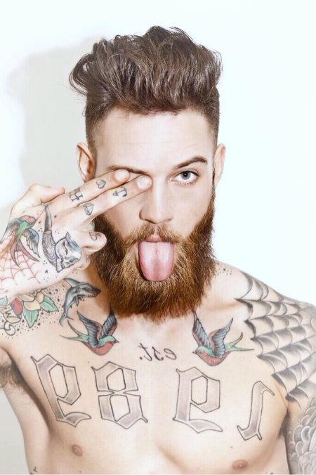 best beard style 1