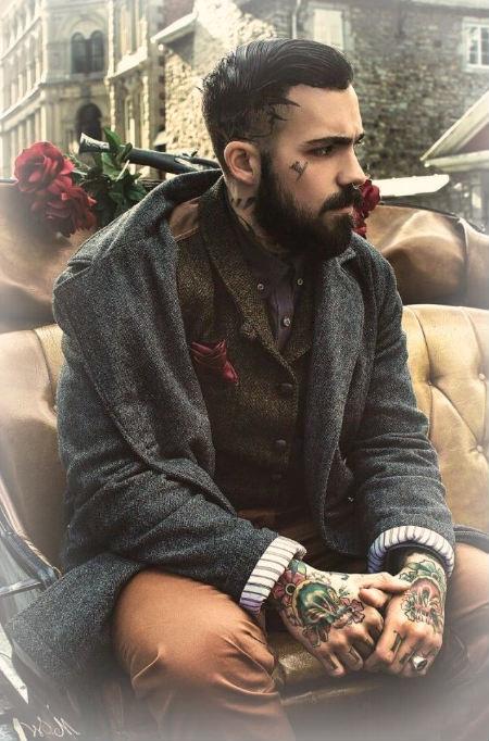best beard style