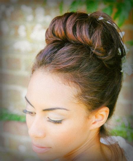 bridal hairstyles long hair 1