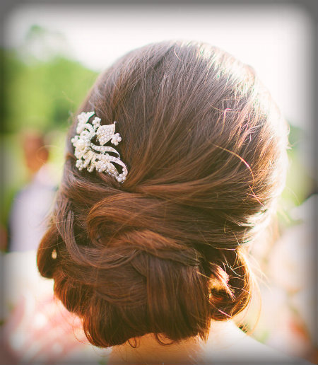 hairstyles for brides with long hair 1