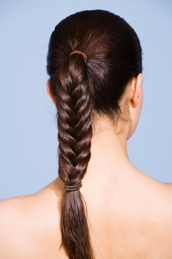 Quick and easy hairstyles for school - Braids