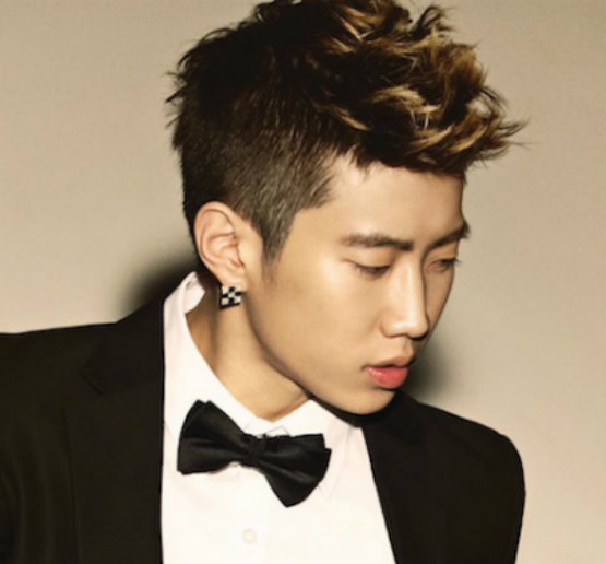 Jay Park - Sexy and stunning korean men hairstyles for asian male