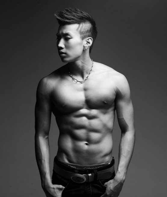 Jay Park With Very Cool Cut For Best Teen Boys Hairstyles