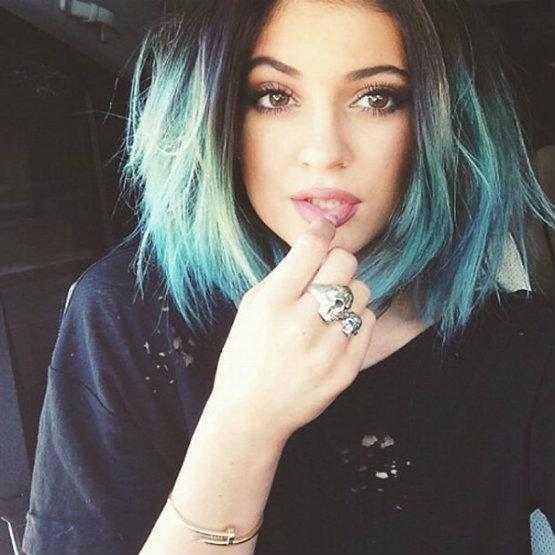 Pastel Dip Blue Hair Dye Latest Hair Styles Cute