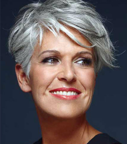 Pixie Style Picture and Image for Mature Women