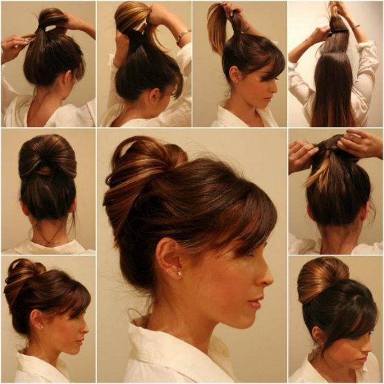 Diy Elegant Updos: 13 Elegant Hair Styles With Vintage Hair Tutorial
