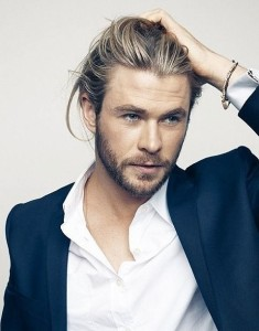 Super cool blonde men hairstyles with long hair to wear in summer 2015