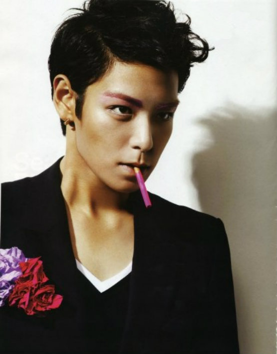 Top Big Bang Style - Popular and cool Asian guy hairstyles