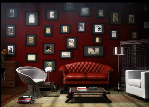 black and red living room ideas - latest hair styles - cute