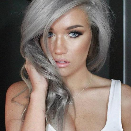 13 Best Granny Hair Color for Gray Hair for Women | Latest Hair ...