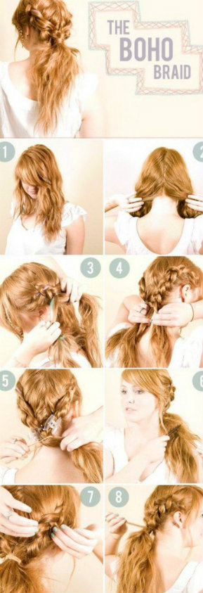 how to braid your hair - Super-leuk-kapsel
