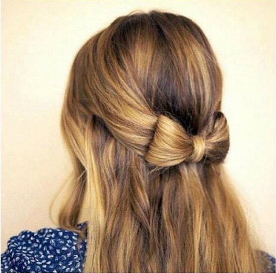 Swell Hair Bow Trending Cool Hairstyle For You Girls To Try Latest Short Hairstyles Gunalazisus