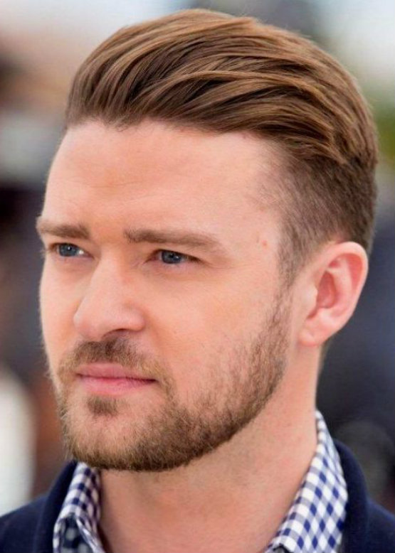 Handsome And Trendy Slicked Back Haircuts For Teen Guys