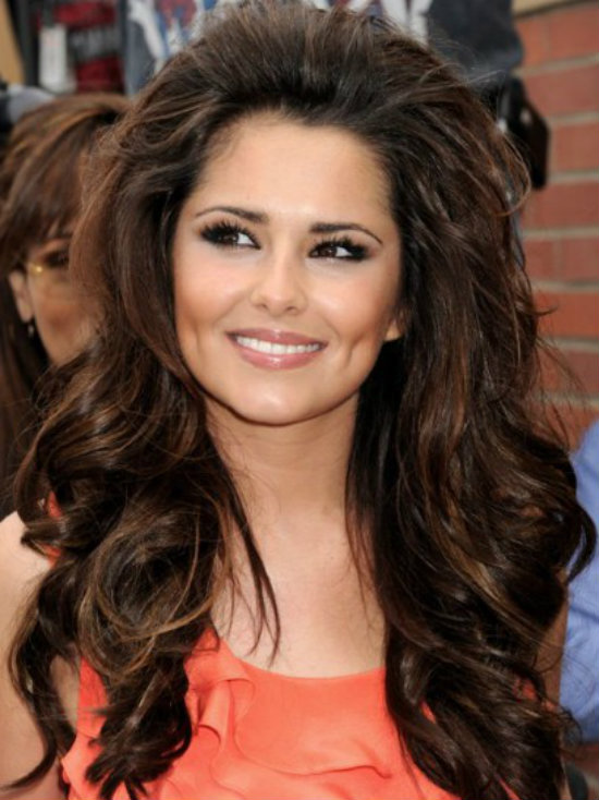 Messy Big Hair - easy hairstyles for girls to do at home