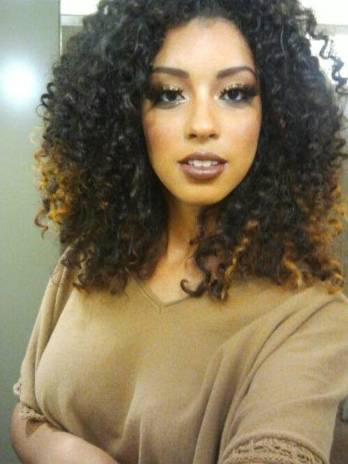 Astonishing 7 Cutest Hairstyles For Black Girls To Choose In 2015 Latest Short Hairstyles Gunalazisus