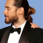 Cool Jared Leto Man Bun Hairstyles for Long Hair for Men