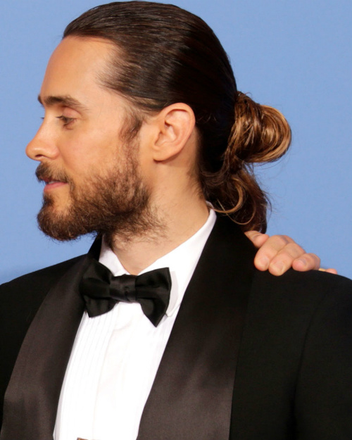 jared leto new hair style hairstyles for bun hairstyles 9270