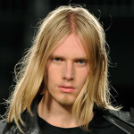 Long hairstyles men for blonde people