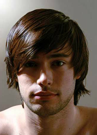 Medium Fringe Long Hairstyles For Men