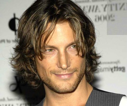 Medium Long Curly Hairstyles For Men