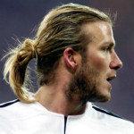 Ponytail hairstyles for men with long hair