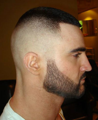 2015 High And Tight Hairstyles For Men With Short Hair