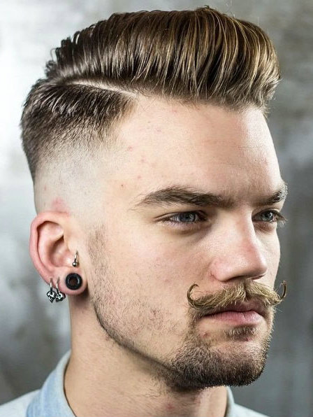 The Taper Cut   Menu0027s Short Hairstyles Trend In 2015