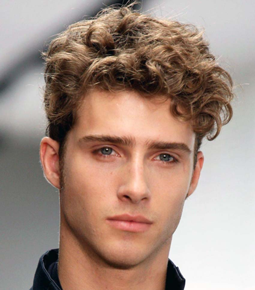 Natural Waves Haircuts for Men