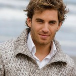 Short Beachy Curls for Men's Wavy Haircuts