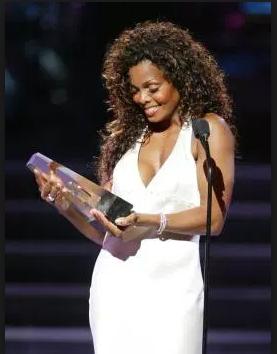 Janet Jackson Curl Cascade