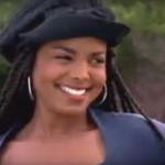 Janet Jackson Poetic Plaits