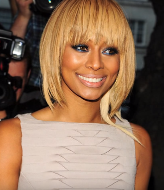Keri Hilson Short Hairstyle 2
