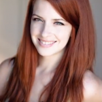 Auburn hair Color 8