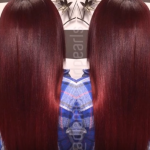 Auburn hair Color for Black Girl 2