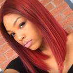 Auburn hair Color for Black Girl 3