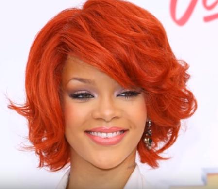 Auburn hair Color for Black women 10 - auburn red hair