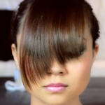 Step6 Side Swept Bangs